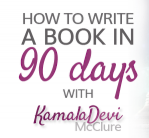 Do you want to write your book in Quarantine?