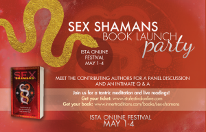 Replay video: Sex Shamans Book Launch Party with 13 Co-authors