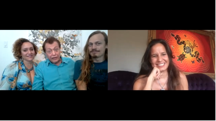 [VIDEO] Interview with Tantra Pioneer Charles Muir by KamalaDevi