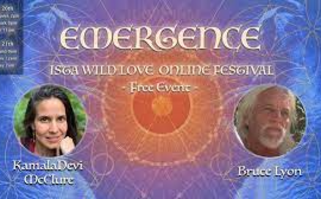 [VIDEO REPLAY] Emergence with Bruce Lyon & KamalaDevi McClure