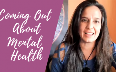 Coming Out About My Mental Health